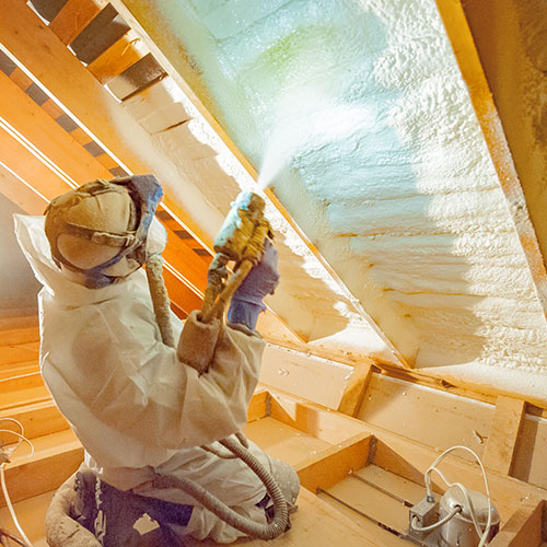 Best Spray Foam Insulation Contractors Nyc Foam